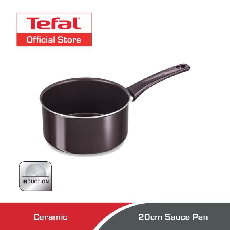 Tefal Dark Ruby Sauce Pan 20cm Singapore