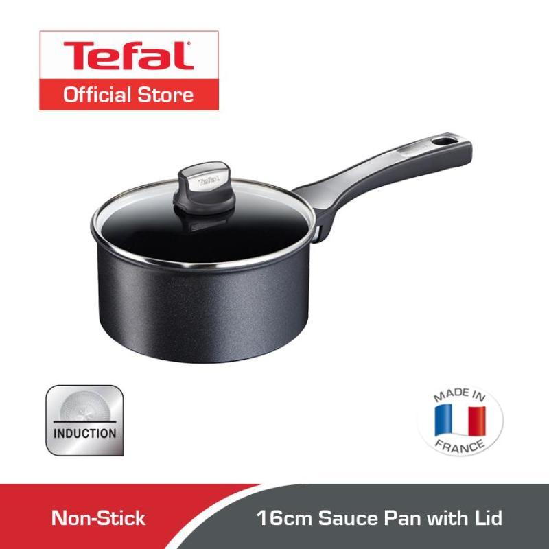 Tefal Expertise Sauce Pan w/ Lid 16cm C62022 Singapore
