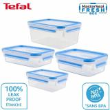 Best Price Tefal Masterseal Fresh Box 4 Piece Set