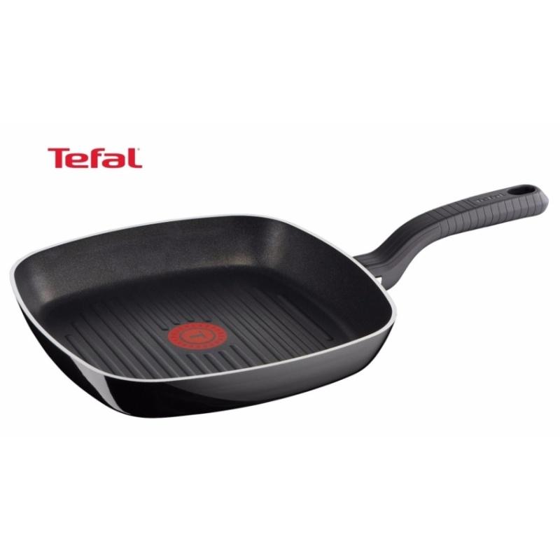 Tefal So Intensive Grillpan 26x26 (Black) - D50340 Singapore