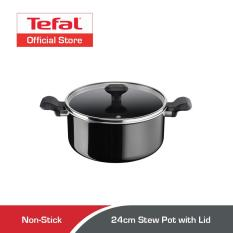 Tefal So Intensive Stew Pot 24Cm W Lid D50346 Tefal Discount