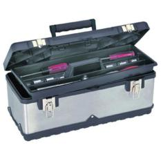 Buy Tempest 22 5 Stainless Steel Tool Box With Removable Tool Tray