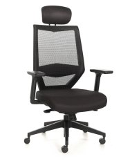 Compare Price Tengri Mesh Office Chair High Back Soho Living On Singapore