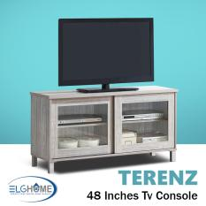 Sale Terenz 48 Inches Tv Console Free Install Delivery On Singapore