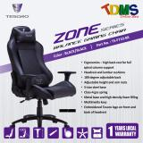 Sale Tesoro Zone Balance Gaming Chair Black Ergonomic Design Black Online Singapore
