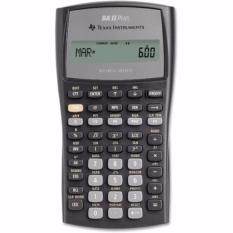 Price Texas Instruments Baii Plus Financial Calculator Approved For Cfa Garp Frm Singapore