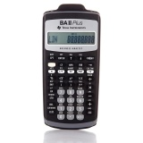 Review Texas Instruments Ti Ba Ii Plus Financial Calculator For Cfa Intl On China