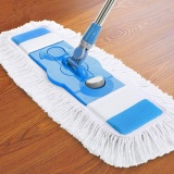 Buying Tf New Mops Flat Wood Floor Dust Push Mop Blue Intl