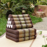Best Reviews Of Thailand Kapok Triangle Cushion Sofa Cushion One Sill Pad Balcony Mat Windows And Pad Bedroom Four Seasons