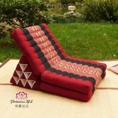 Thailand kapok triangle cushion sofa cushion one sill pad balcony mat windows and pad bedroom Four Seasons