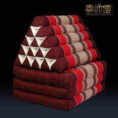 Price Thailand Thai Tatami Three Layer Triangle Windows And Pad Windowsill Sofa Nap Lumbar Pillow Pad Spa Massage Pad Oem New