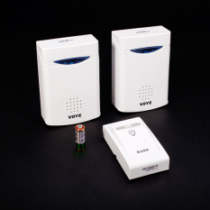 Discount The 38 Tune Melody 2 Wireless Digital Doorbell Door Bell W 1 Remote Control Bolehdeals