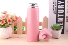 Discount Thermos Cup Stainless Steel Water Bottle Thermal Bottle Coffee Tea Thermocup Insulated Cup Vacuum Flask Termos Mug 500Ml Tumbler Intl Oem On China