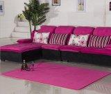 Discounted Thick Coral Velvet Carpet Moistureproof Living Room Bedroom Carpet Door Mat Mattress Blanket 60 40Cm Pink Intl