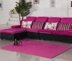 Buy Thick Coral Velvet Carpet Moistureproof Living Room Bedroom Carpet Door Mat Mattress Blanket 60 40Cm Pink Intl On China