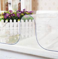 Thick Soft Glass Transparent Tablecloth Cheap