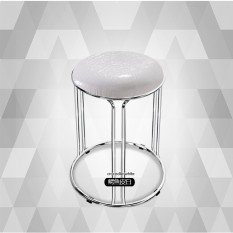 Thick sponge round stool for fast food stool - intl