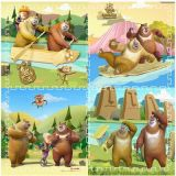 Tianli Stitching Infants And Children Crawling Coaster Puzzle Best Price