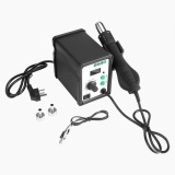 Retail Tmishion 700W Led Digital Smd Hot Air Rework Station Soldering Welding Equipment With Brushless Blower Intl