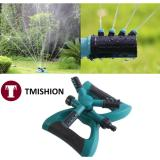 Buy Tmishion Rotary 3 Arms Garden Plants Vegetable Watering Sprinkler Multi Use Lawn Irrigation System Intl Online