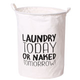 Cheap Today Waterproof Foldable Linen Washing Clothes Laundry Basket Bag Hamper Bin Storage Intl