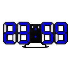 tongzhi LED Digital Alarm Clock with 3 Adjustable Brightness Levels - Digital LED Desk Clock / Wall Clock / Alarm Clock - intl