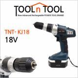 Buy Toolntool Tnt Kj18 Rechargeable Screwdriver 220V 550Rpm Power Hammer Intl Cheap South Korea