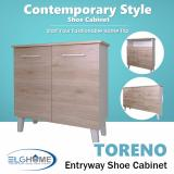 Toreno Multifunction Shoes Cabinet Sc1305 Free Install Delivery Oem Discount