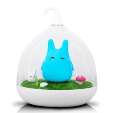 Buying Totoro Portable Usb Touch Sense Bedside Night Lamp Lights For Bedroom Baby Sleep Intl