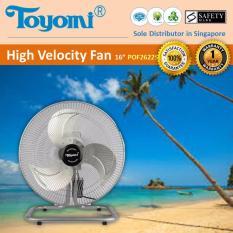Toyomi Pof 2622S 16 Air Circulator Fan Toyomi Cheap On Singapore