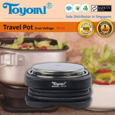 Toyomi Tp 11 Travel Pot With Dual Voltage Lowest Price