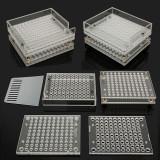 Transparent 100 Holes Capsule Filler Capsule Filling Machine Make Multi Size Best Buy