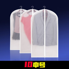 Buying Transparent Big Clothes Bag Storage Clothing Bag Clothes Cover Dust Cover