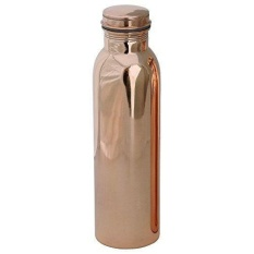 Where To Buy Traveller S Pure Copper Water Bottle For Ayurvedic Health Benefits Holds 900 Ml 30 4 Us Fluid Ounce Water Joint Free Leak Proof By Healthgoodsin Intl
