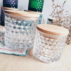 Review Trixy 2 Piece Glass Jars Set On Singapore