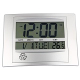 Promo Ts H129Y Technology Digital Indoor Clock Temperature Meter Intl