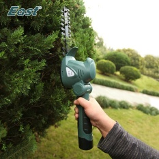 TS1007C Garden Power Tool 10.8V Pruning Tool Cordless Hedge Trimmer Grass Brush Cutter Without Handle Green - intl
