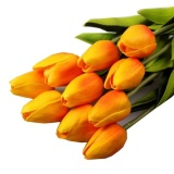Sale Tulip Artificial Flower Latex Real Touch Bridal Wedding Bouquet Home Decor 10Pcs Intl Not Specified Original