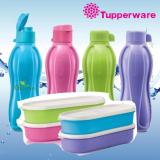 Shop For Tupperware Candy Pop Christmas Gift Set 500Ml Eco Water Bottle 450Ml Oval Container Keeper