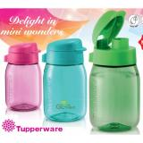 Sale Tupperware Limited Edition Cute 2 Go 350Ml Water Bottle 2Pcs Tupperware Wholesaler