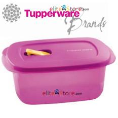 Cheapest Tupperware Lunch Box Crystaware Rectangular 1 7L Purple Microwavable Online