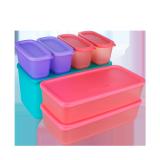 How Do I Get Tupperware Plastic Frozen Fresh Storage Box