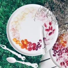 Cheap Twig New York Petals 10 Dinner Plate Online