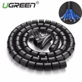 Compare Price Ugreen Pe Cable Organizer Coiled Tube Sleeve Cable Management With Cable Clip 5M Intl Ugreen On China