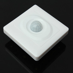 UK IR Infrared Save Energy Motion Sensor Automatic Light Switch for LED Light