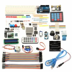 Buy Ultimate Starter Learning Kit Diy For Arduino Uno R3 Lcd1602 Servo Processing Intl China