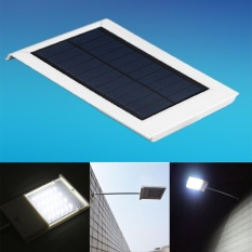 Ultra-thin Outdoor Garden Lamp Waterproof Solar Sensor Wall Street Light