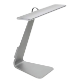 Buy Ultrathin Led Dimming Touch Reading Table Lamp Usb Rechargable Gray Vakind Online
