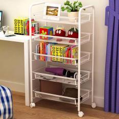 Umd Carbon Steel Kitchen Storage Cart Kitchen Rack Js 415W Discount Code