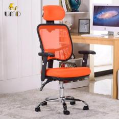 (Free Installation/1 Year Warranty) UMD Ergonomic Fully Adjustable Mesh Executive Chair Office Chair Computer Chair